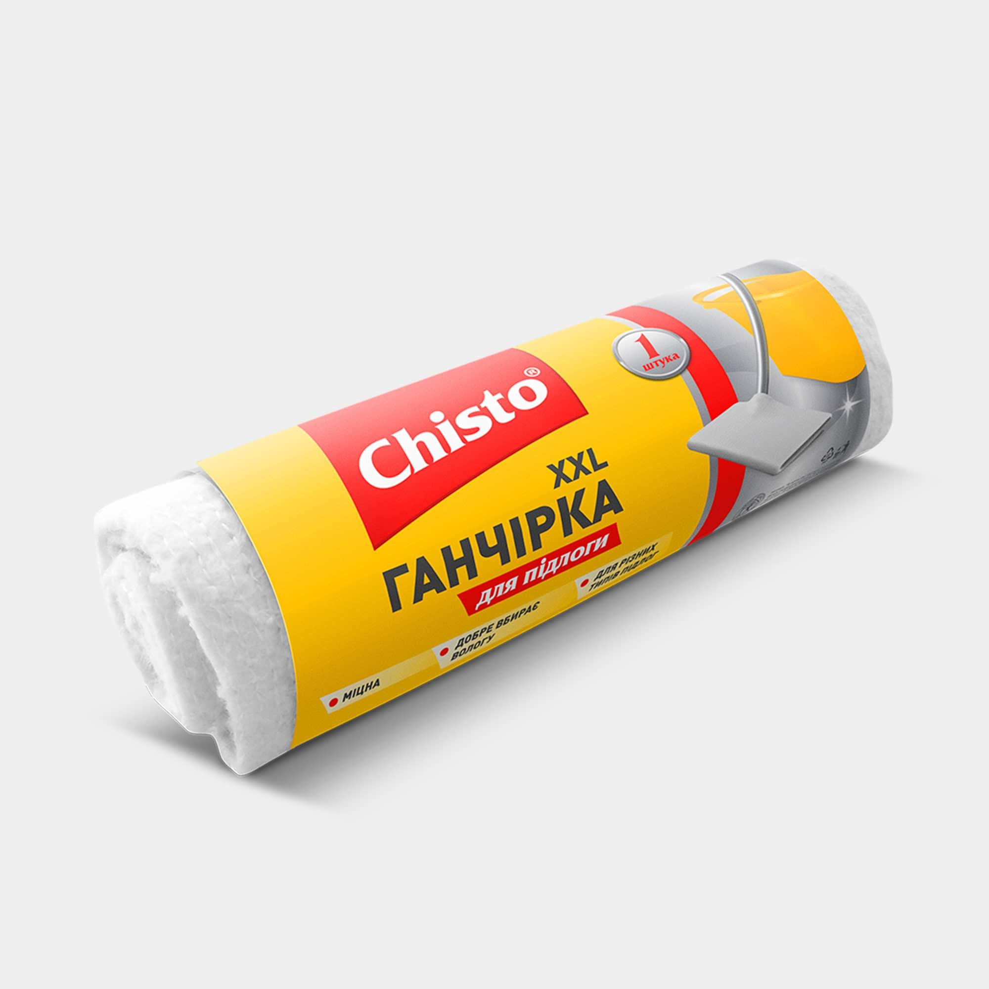 Ганчірка для підлоги ХХL ТМ «Chisto», 1 шт.